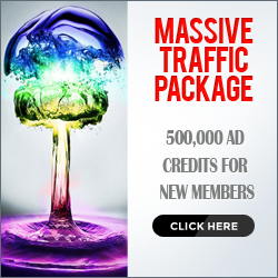 Advertise Your Website with our Massive Traffic Package